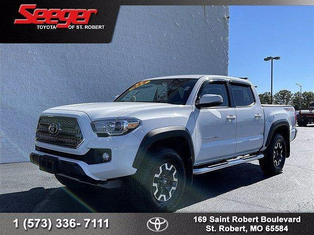 2017 Toyota Tacoma TRD Off Road for sale in Saint Robert, MO