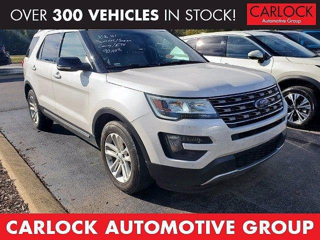 2016 Ford Explorer XLT for sale in Tupelo, MS