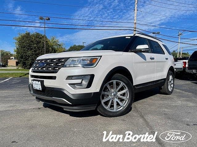 2017 Ford Explorer Limited for sale in East Rochester, NY