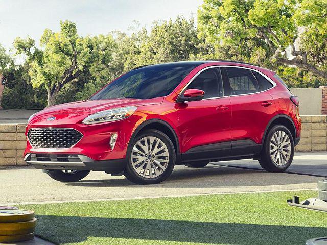 2020 Ford Escape Titanium for sale in Southgate, MI