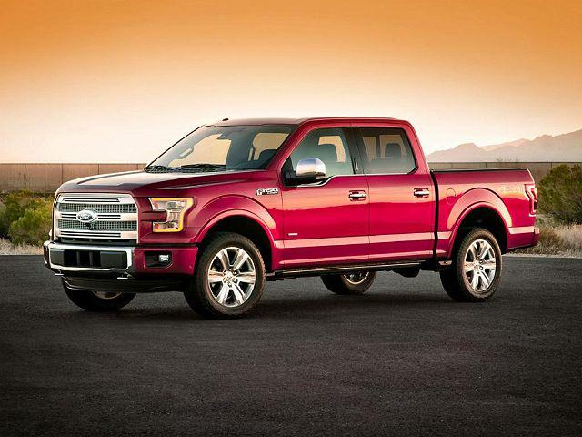 2015 Ford F-150 XLT for sale in Tallmadge, OH