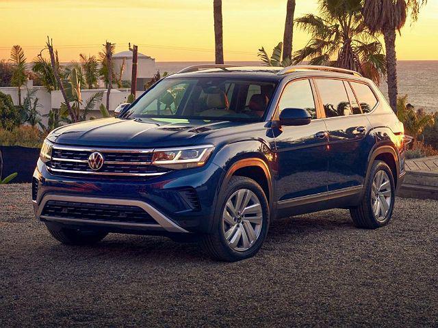 2021 Volkswagen Atlas 3.6L V6 SE w/Technology for sale in Naperville, IL