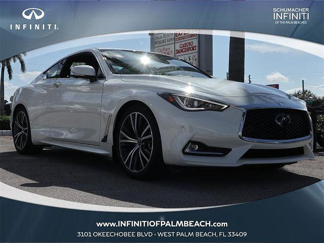 2021 INFINITI Q60 3.0t LUXE for sale in West Palm Beach, FL