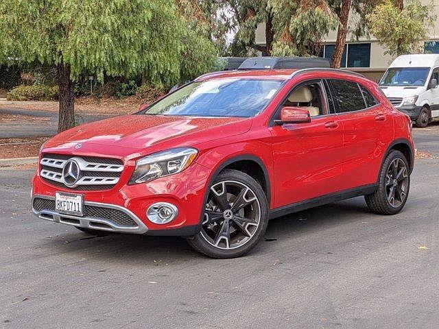 2019 Mercedes-Benz GLA GLA 250 for sale in Pleasanton, CA