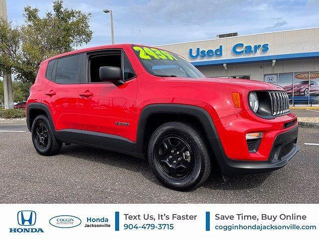 2019 Jeep Renegade Sport for sale in Jacksonville, FL