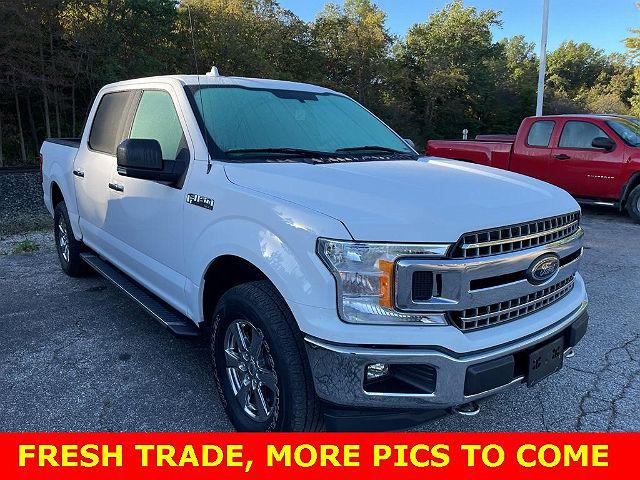 2018 Ford F-150 XLT for sale in Vermilion, OH