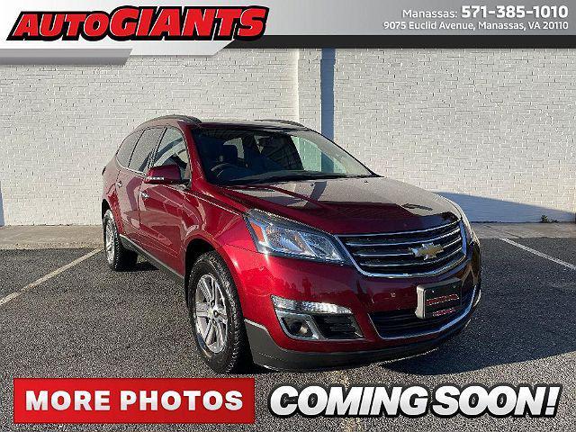 2017 Chevrolet Traverse LT for sale in Manassas, VA