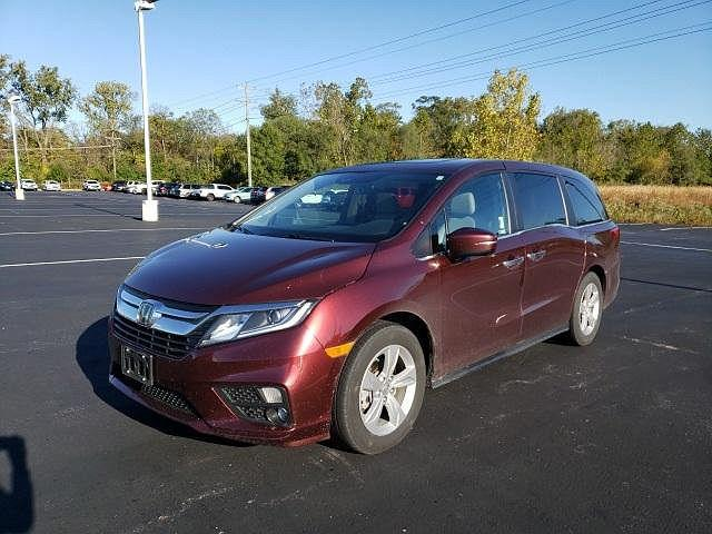2019 Honda Odyssey EX-L for sale in Lima, OH