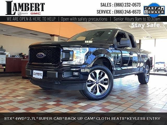 2019 Ford F-150 XL for sale in Cuyahoga Falls, OH