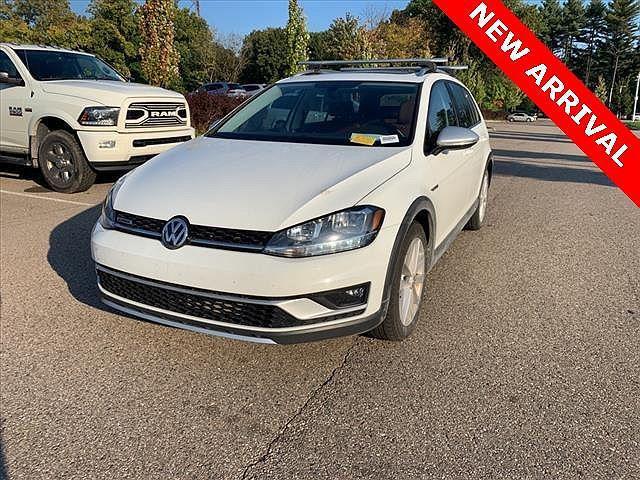 2019 Volkswagen Golf Alltrack SE for sale in Ann Arbor, MI