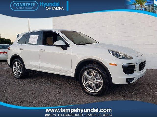 2016 Porsche Cayenne AWD 4dr for sale in Tampa, FL