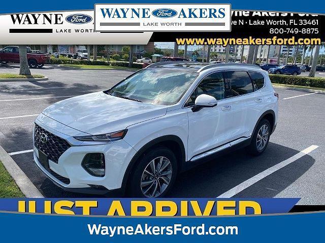 2019 Hyundai Santa Fe Ultimate for sale in Lake Worth, FL