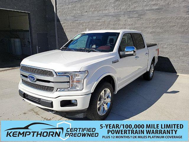 2019 Ford F-150 Platinum for sale in Akron, OH