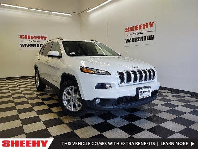 2015 Jeep Cherokee Latitude for sale in Warrenton, VA
