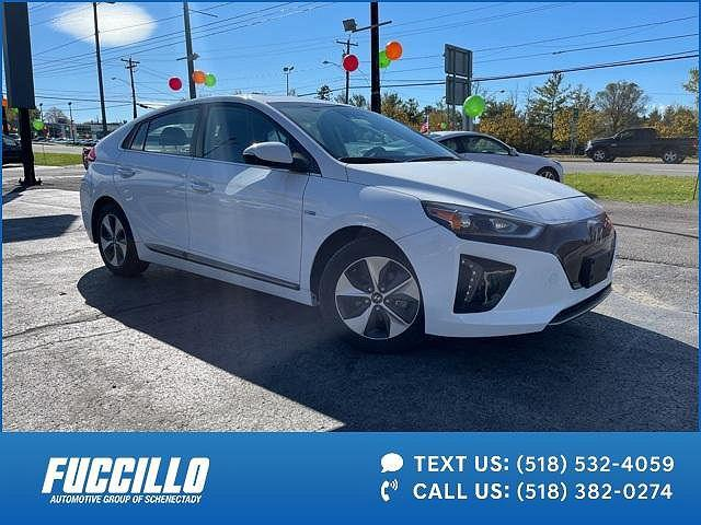 2019 Hyundai Ioniq Electric Limited for sale in Schenectady, NY
