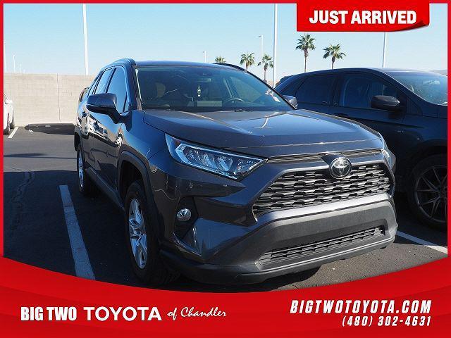 2020 Toyota RAV4 XLE for sale in Chandler, AZ