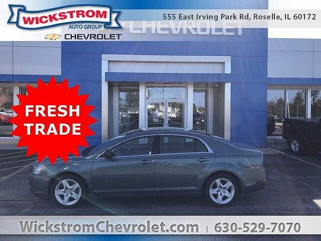 2009 Chevrolet Malibu LS w/1LS for sale in Roselle, IL