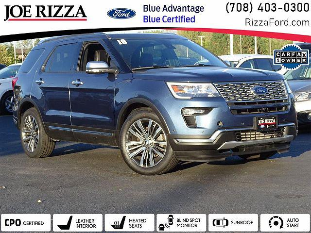 2019 Ford Explorer Platinum for sale in Orland Park, IL
