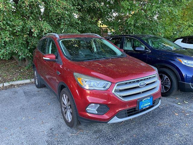2017 Ford Escape Titanium for sale in Schaumburg, IL