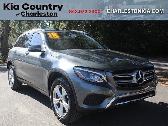 2018 Mercedes-Benz GLC GLC 300 for sale in Charleston, SC