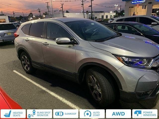 2018 Honda CR-V EX for sale in Union, NJ
