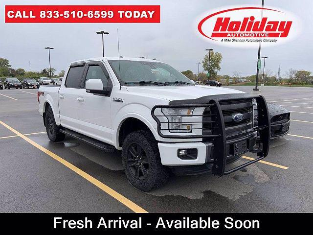 2015 Ford F-150 Lariat for sale in Fond Du Lac, WI