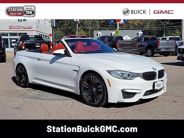 2016 BMW M4 2dr Conv for sale in Mansfield, MA