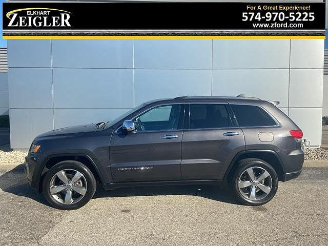 2016 Jeep Grand Cherokee Limited for sale in Elkhart, IN