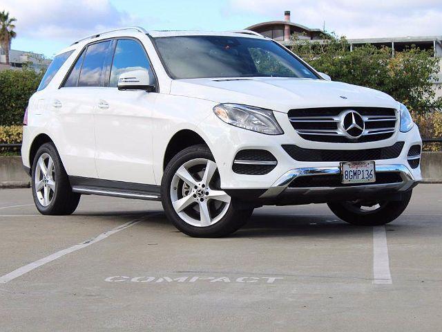 2018 Mercedes-Benz GLE GLE 350 for sale in Walnut Creek, CA