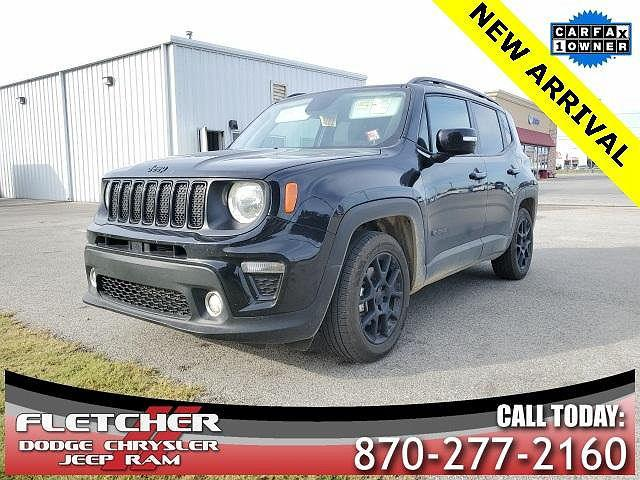 2020 Jeep Renegade Altitude for sale in Jonesboro, AR