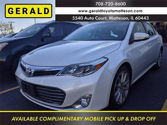 2013 Toyota Avalon Limited for sale in Matteson, IL