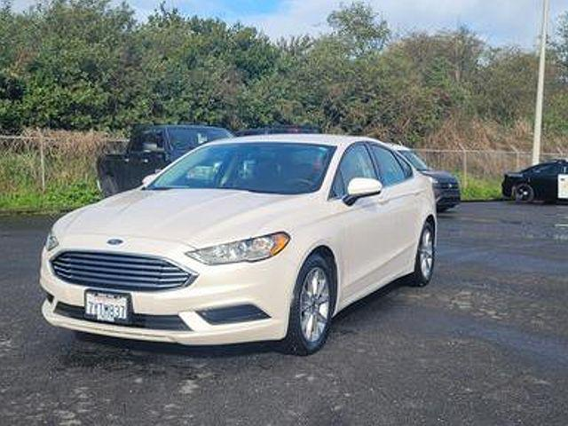 2017 Ford Fusion SE for sale in Eureka, CA