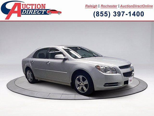 2012 Chevrolet Malibu LT w/2LT for sale in Victor, NY