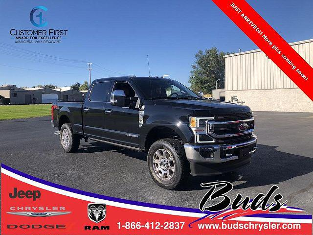 2020 Ford F-250 King Ranch for sale in Celina, OH