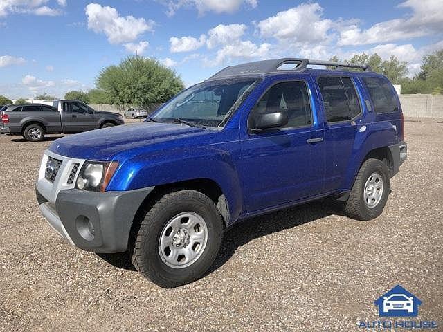 2012 Nissan Xterra X for sale in Peoria, AZ
