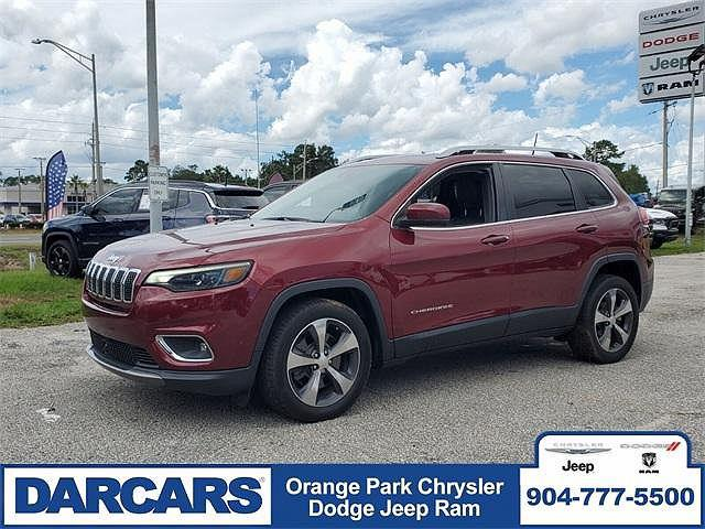 2019 Jeep Cherokee Limited for sale in Orange Park, FL