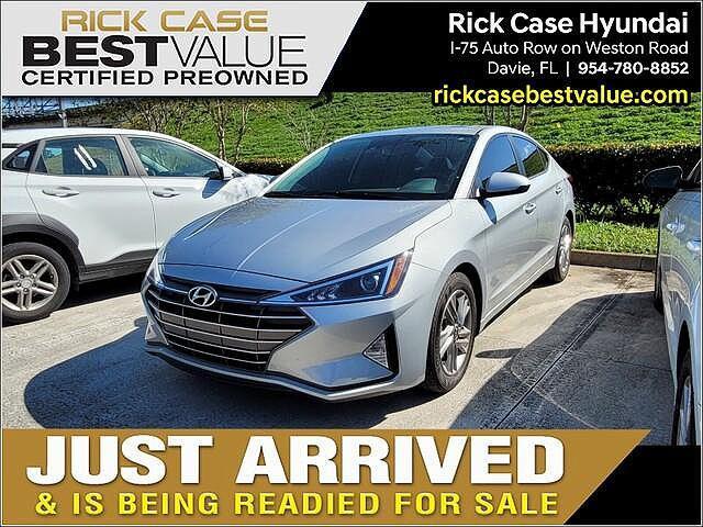 2020 Hyundai Elantra Value Edition for sale in Davie, FL