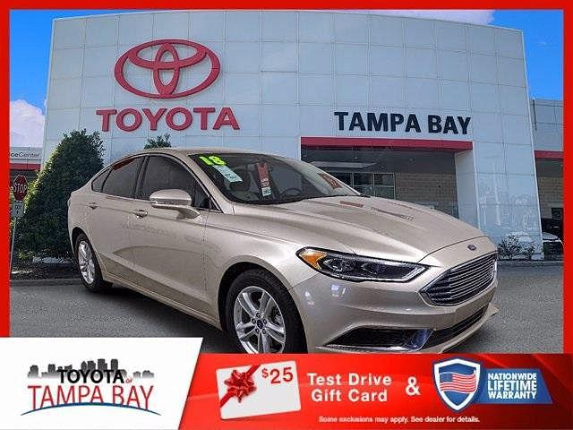 2018 Ford Fusion SE for sale in Tampa, FL