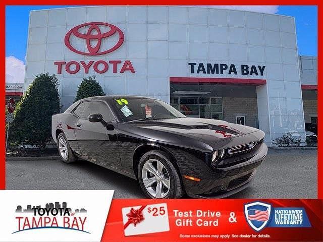2019 Dodge Challenger SXT for sale in Tampa, FL