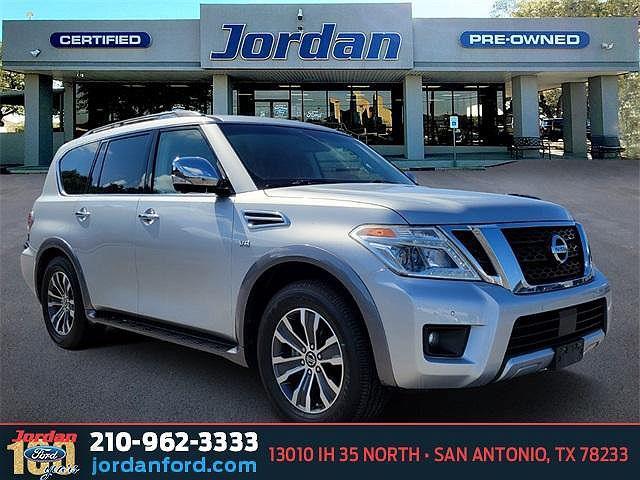 2017 Nissan Armada SL for sale in San Antonio, TX