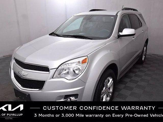 2014 Chevrolet Equinox LT for sale in Puyallup, WA