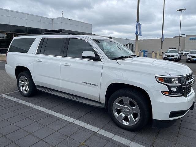 2015 Chevrolet Suburban LT for sale in Manassas, VA