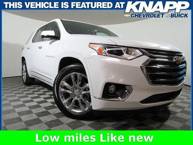 2020 Chevrolet Traverse High Country for sale in Blissfield, MI