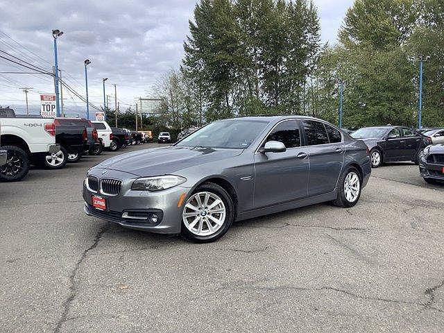 2015 BMW 5 Series 528i for sale in Everett, WA