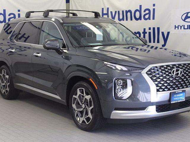 2022 Hyundai Palisade Calligraphy for sale in Chantilly, VA
