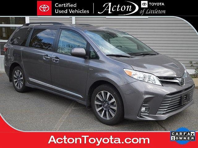 2020 Toyota Sienna XLE for sale in Littleton, MA