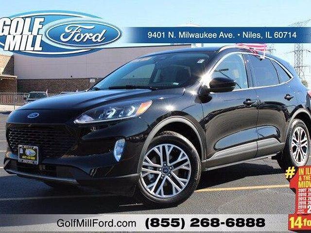 2021 Ford Escape SEL for sale in Niles, IL
