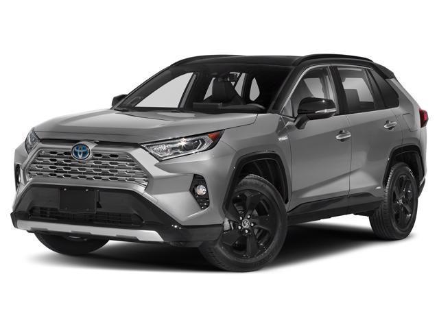 2021 Toyota RAV4 Hybrid XSE for sale in Eureka, CA