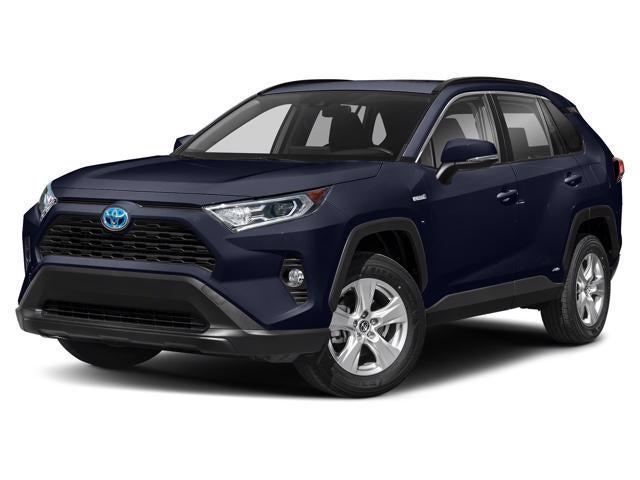 2021 Toyota RAV4 Hybrid XLE Premium for sale in Eureka, CA
