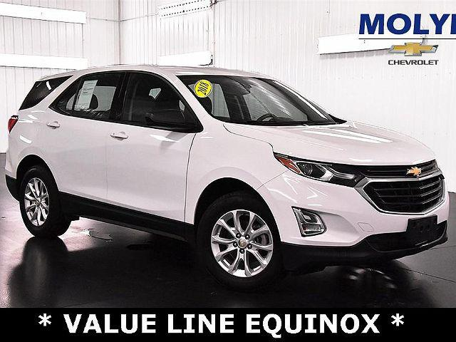 2018 Chevrolet Equinox LS for sale in Honeoye Falls, NY